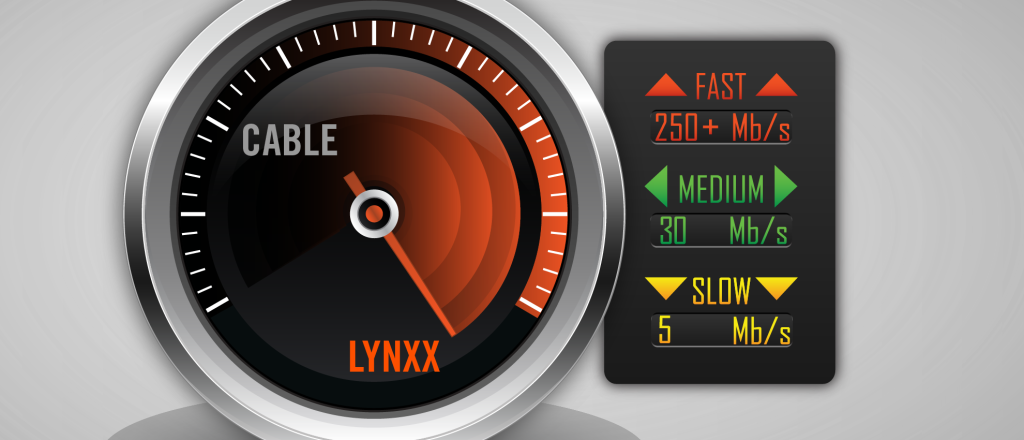 Internet What Speed Do I Need Lynxx Networks