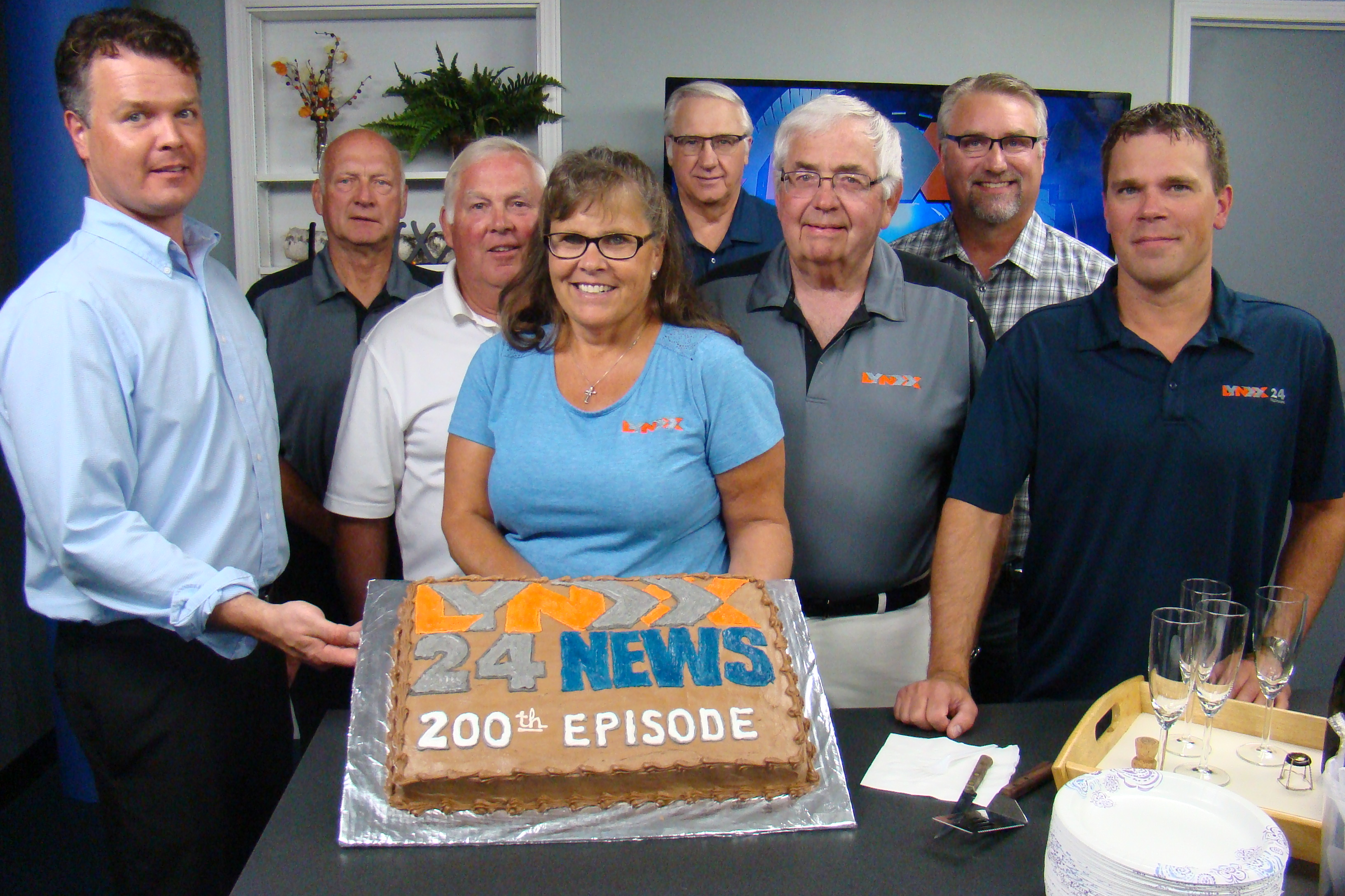 Lynxx 24 TV Celebrates 200 Episodees