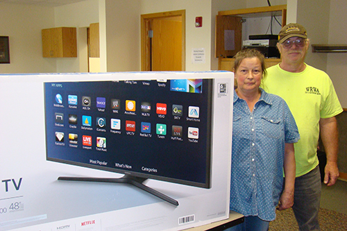 Cheri Hopper - Customer Appreciation Day Grand Prize Winner