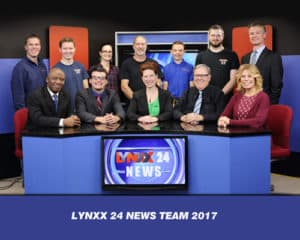 Lynxx 24 News Team