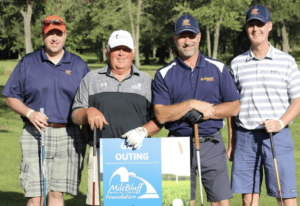 Mile Bluff Golf Outing